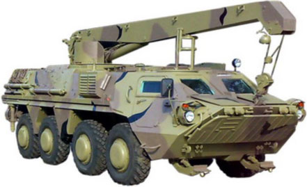 ARMORED RECOVERY VEHICLE ARV-4RM