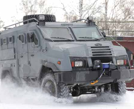 VARTA ARMORED PERSONNEL CARRIER