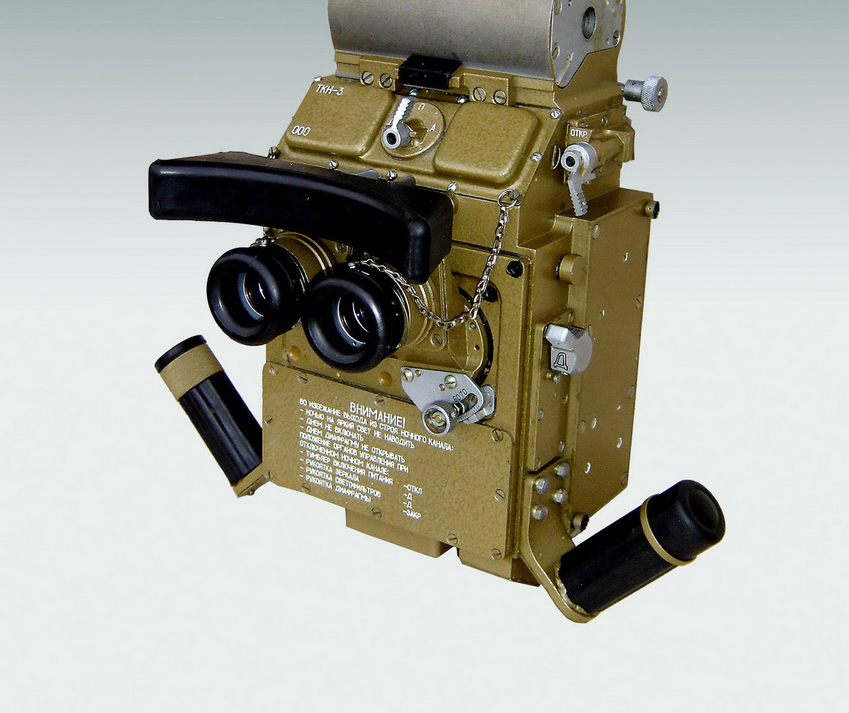 MODERNIZATION OF THE ARMORED VEHICLES NIGHT VISION DEVICES-TKN-3
