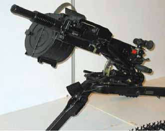 KBA.117 AUTOMATIC GRENADE LAUNCHER