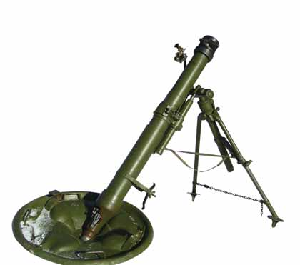GUIDED MORTAR SYSTEM