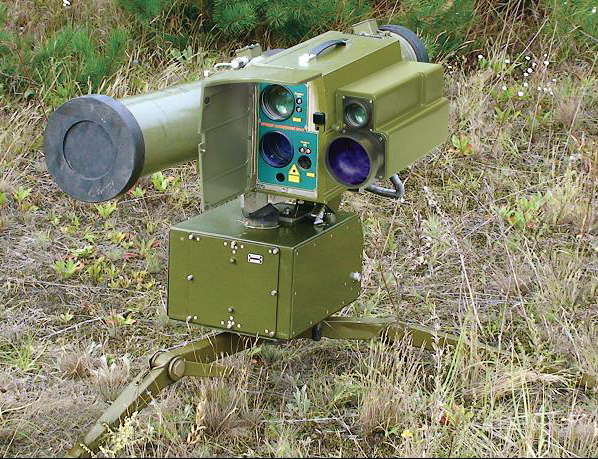 «SKIF» PORTABLE ANTI-TANK MISSILE SYSTEM